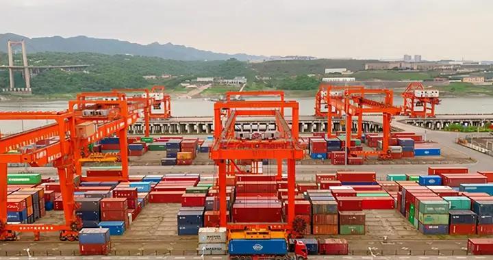 """量身定制""""规划图""""2035年重庆果园港将初步建成内陆型自由贸易港"""