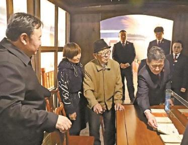 内蒙古苏尼特左旗:老检察官讲党课