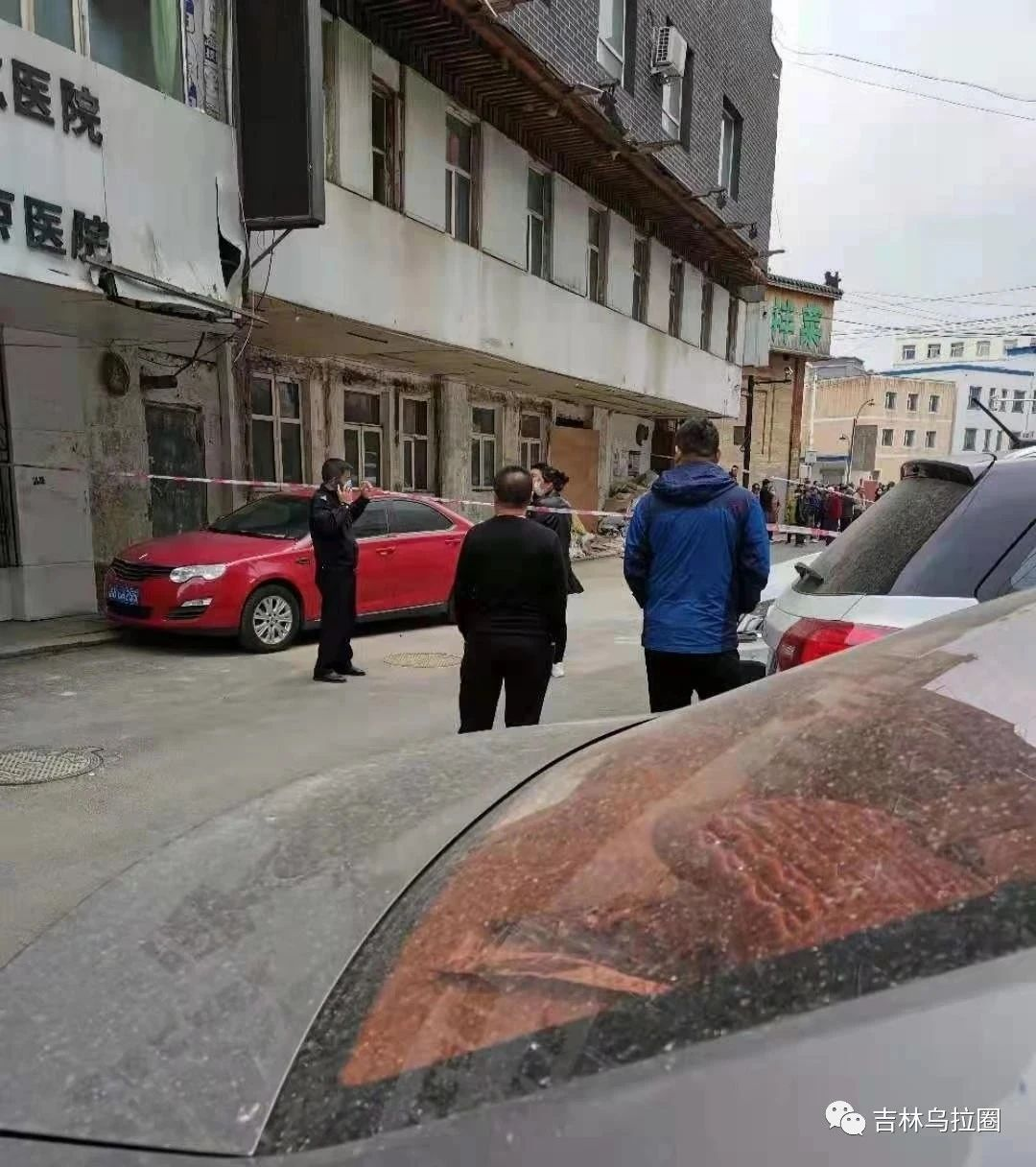 吉林市东市场附近命案,胡同里一男子已无生命体征!