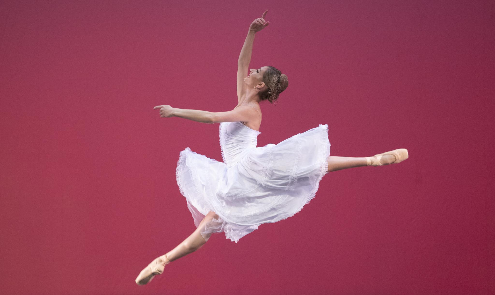 芭蕾舞重回约翰内斯堡