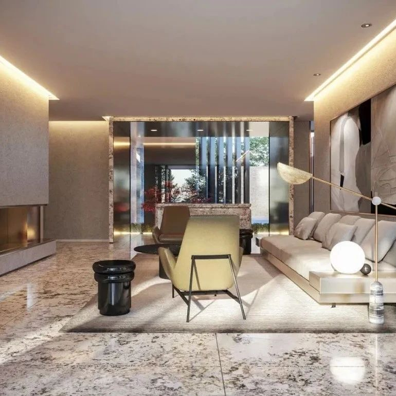 现代奢华,不一样的视觉惊喜!