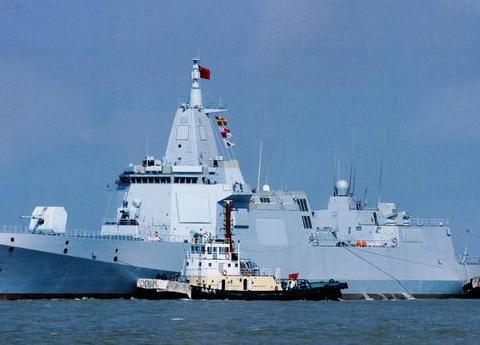 """我国第二艘055驱逐舰命名为""""拉萨""""号,西方国家还不满意了!"""