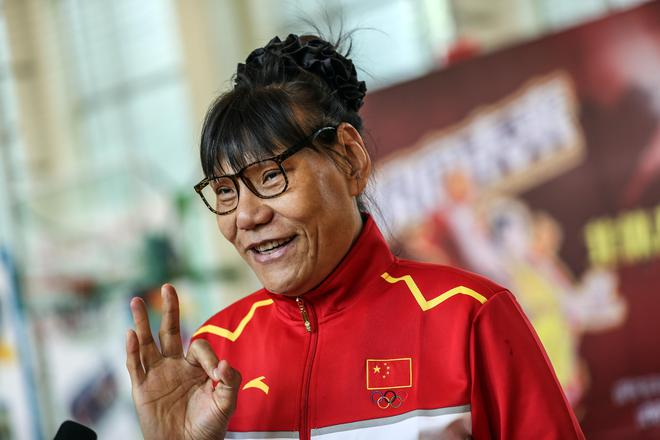 孙保生:郑海霞是世界第一中锋,无愧进名人堂,很多经验至今可借鉴