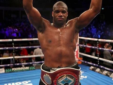 泰森接班人将冲击世界拳王