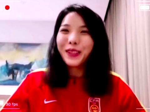 中国女足绝杀韩国留大悬案,1米86奇兵:不确定球是不是王霜进的