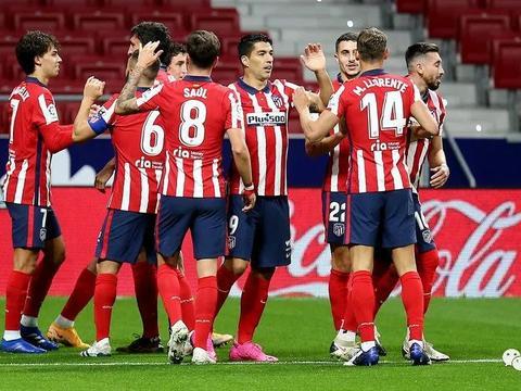 足球推荐|西甲 22:15 马德里竞技vs埃瓦尔