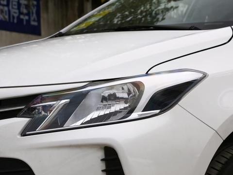 7万多就能买的丰田车,全铝制发动机,一公里才3毛钱,耐用还省心