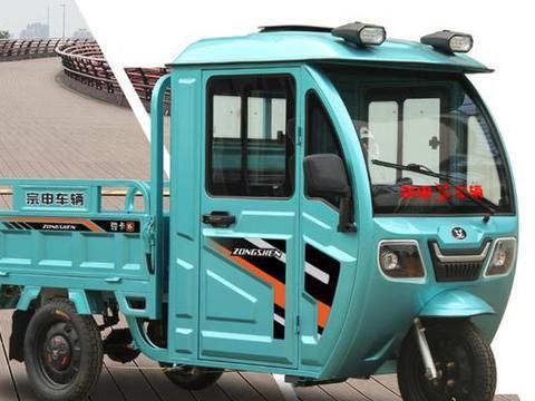 60V电动三轮车要想跑80公里,配多大电机与电池?老师傅告诉你!