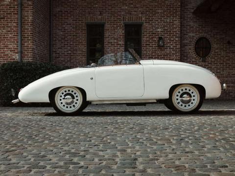 1949年的独眼法国怪胎-Georges Irat跑车