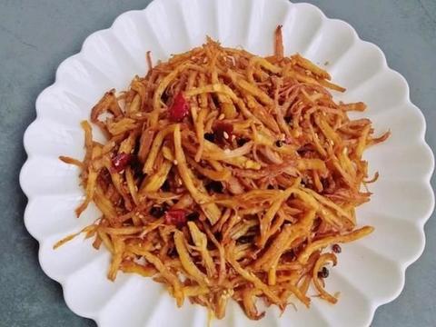 美食家常菜推荐:干煸麻辣鸡丝,白蘑菇汤,香辣藕片,营养又美味