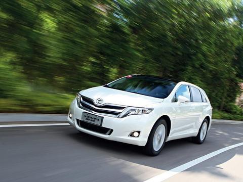 丰田汽车(中国)投资有限公司召回部分进口丰田威飒汽车