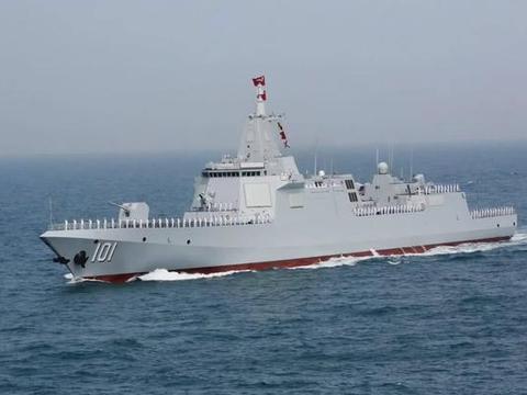 为何055驱逐舰只装备112个垂发而不是128个垂发?