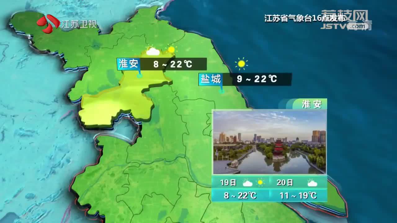 江苏新时空天气 20210419