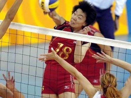 雅典奥运会中国女排的奇兵张萍现状如何?
