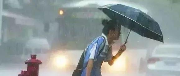 26°C→雨҈雨҈雨҈阵雨中雨…山西下周天气太刺激了!