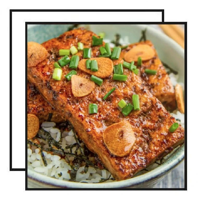 【明天吃】快手酸汤小馄饨、薄荷酸奶雪梨、四川红油、黄油蒜香豆腐盖饭、啫啫排骨煲