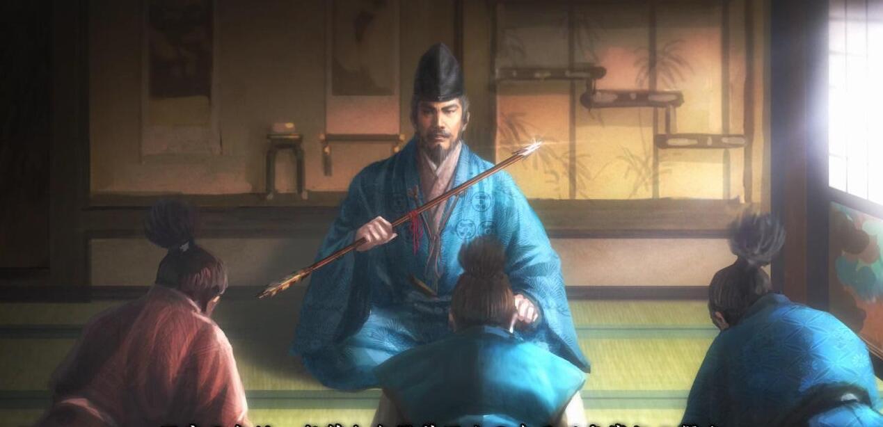 织田信长为什么没有消灭毛利辉元?