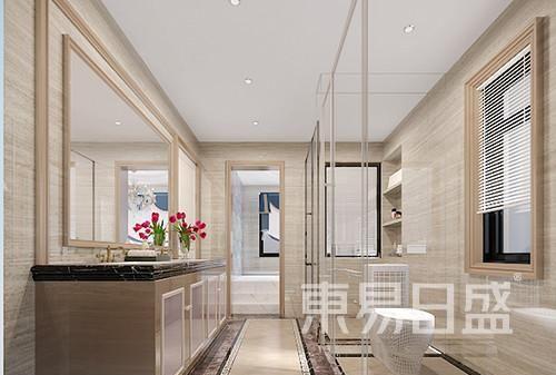 赢咖3注册首页 兰州室内装修设计:龙湾400平米轻奢风格别墅装修效果图案例