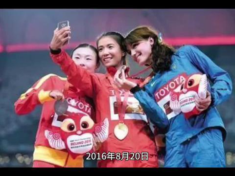 回顾中国田径8枚奥运金牌,5枚来自竞走,刘翔、王军霞超震撼