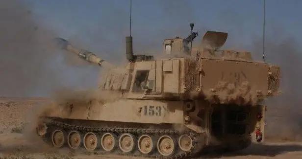 台媒:拜登政府即将对台军售 卖台湾40门M109A6自行榴弹炮