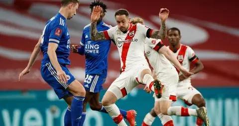 英格兰足总杯:莱斯特城队晋级决赛
