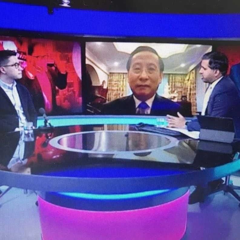 中国学者连线BBC当面暴击罗冠聪:他就是一个逃犯
