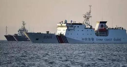 日本当局:近7成日本人要求对中国海警船更强硬