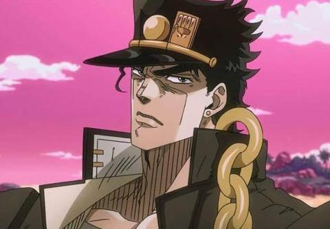 JOJO:假如承太郎的帽子和头发是分开的,感觉没那味了