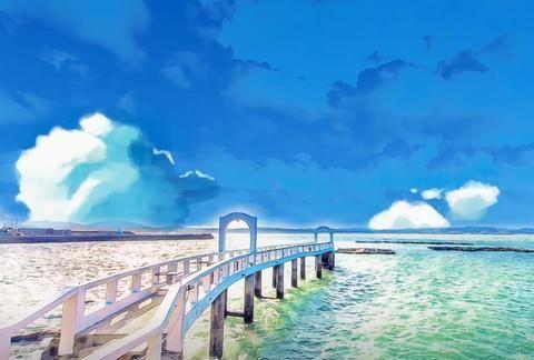 """福州平潭古村落,一个散心的绝佳之地,被称为中国的""""爱琴海"""""""