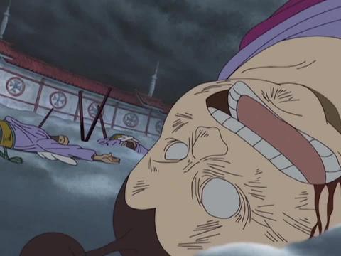 海贼王:艾尼路出现在老头面前,还称呼自己是神,把老头电晕了