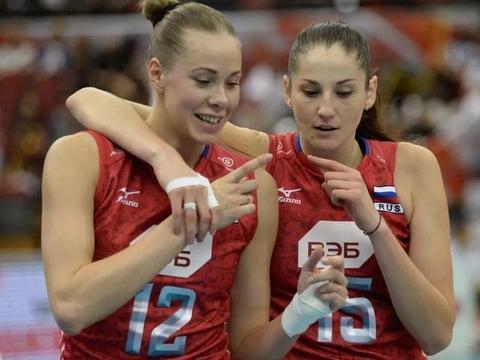 科舍列娃马洛娃回归,俄罗斯女排祭出最强阵容:将与中国同组决战
