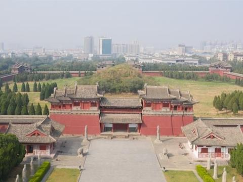 """河南""""最尴尬""""皇陵,历经2000年却无人问津"""