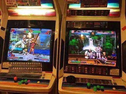街机厅只玩拳皇和街霸?这4款国产游戏,当年曾打破日本垄断