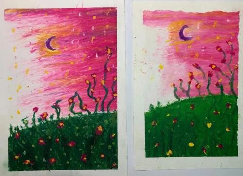 给孩子一个不一样的美术启蒙课丨美术宝1对1