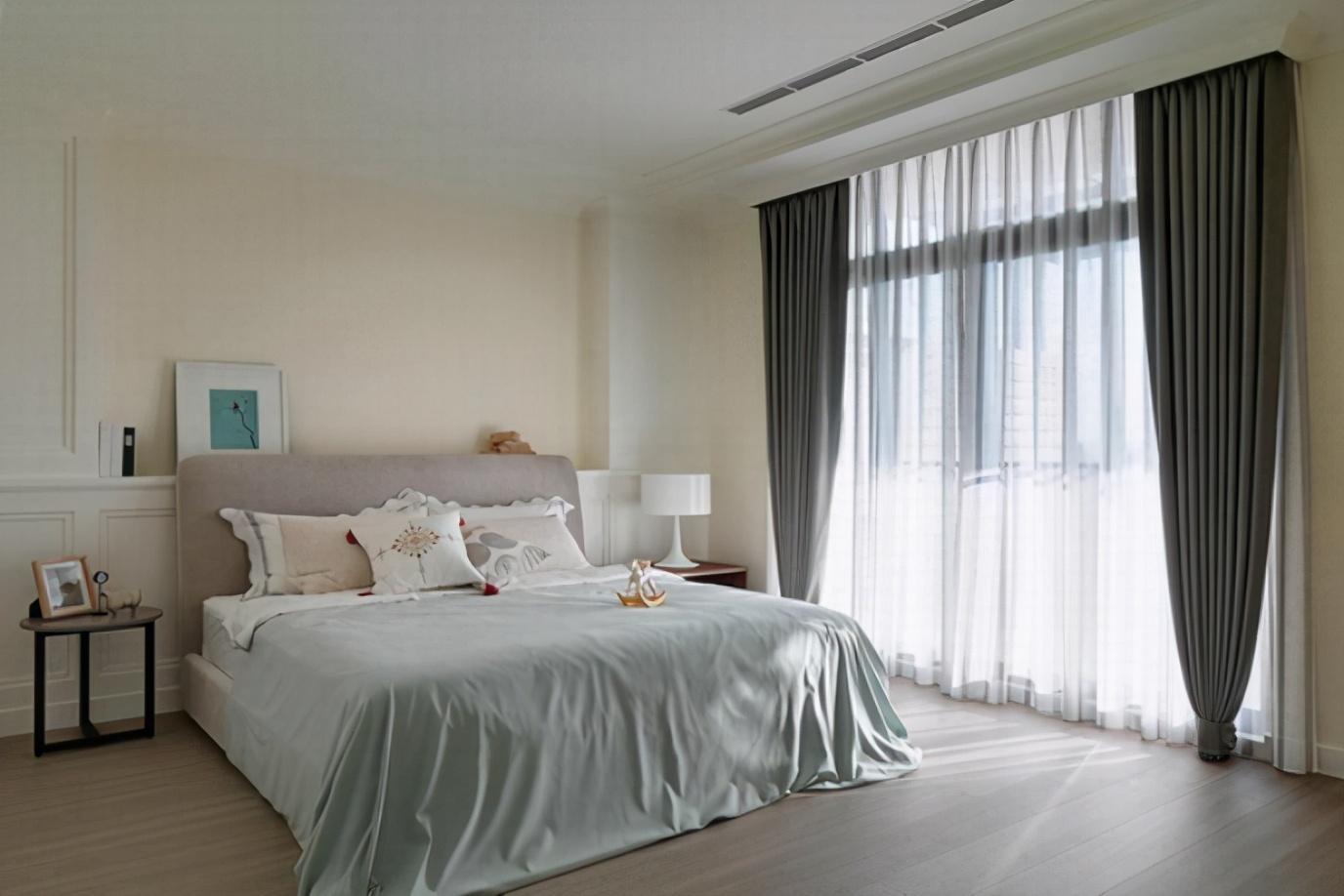 赢咖3注册首页 欧美风别墅,全屋装修时尚又艺术,这个配色有点小高级