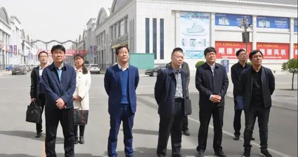 市委统战部到博兴县调研党外代表人士队伍建设情况