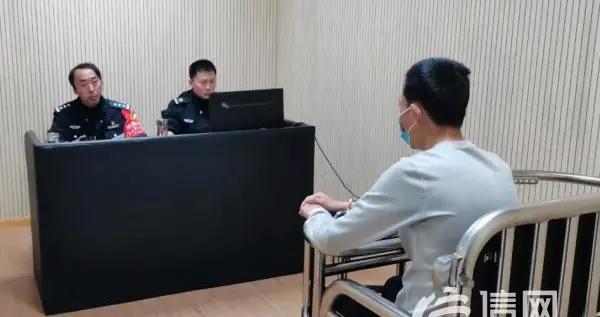 男子手机出故障打算盗窃 准备刷机时被抓获