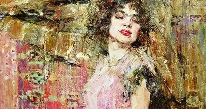风格独特的绘画~艺术家尼古拉·菲钦的油画作品赏析
