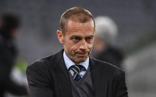 欧足联主席:踢欧超的球员将禁止参加世界杯欧洲杯