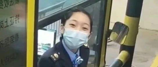 【992   治愈】小姐姐微笑劝返超高货车