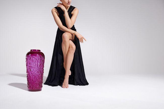 """光之雕塑家LALIQUE法国莱俪推出全新""""大地女神——盖亚""""系列"""