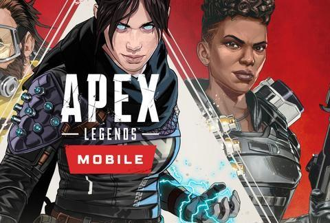 EA宣布《Apex》移动版将在4月底开启Beta测试