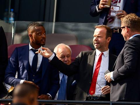 伍德沃德:很自豪为曼联工作 此前非常期望任期内能赢得英超冠军