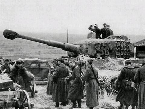 虎式坦克有三大弱点:怕战机空袭,怕进入雷区,还怕什么?