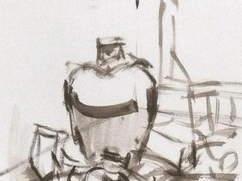 静物画法实操教学:色彩静物中常见的陶罐与蔬菜组合