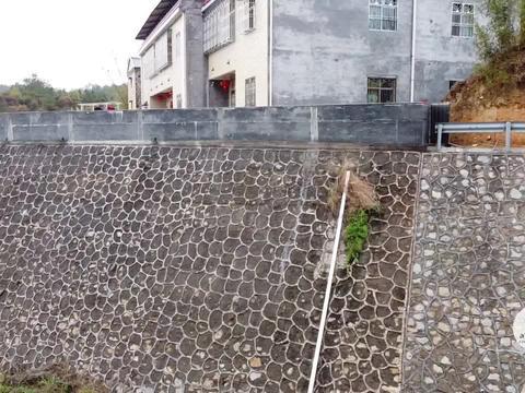 广西老板农村做别墅,围墙就修建200万,风水宝地