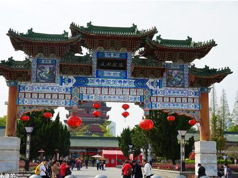 """南昌滕王阁,历史悠久的""""仿古建筑"""",门票50元,值得去吗"""