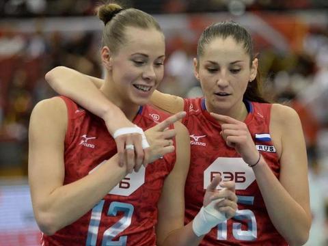 俄罗斯女排最强阵容:科舍列娃马洛娃回归,东京奥运将与中国争锋