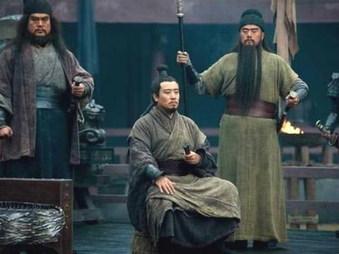 整个三国中,刘备最怕4个大将,张郃只排第3,第一诸葛亮也忌惮