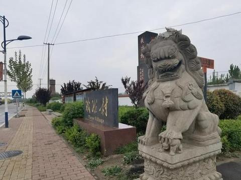 淄博一个不起眼的村落中有两处文物古迹,被称为中国冶铁发源地